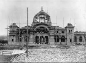 Read more about the article 1896 – Der Bau