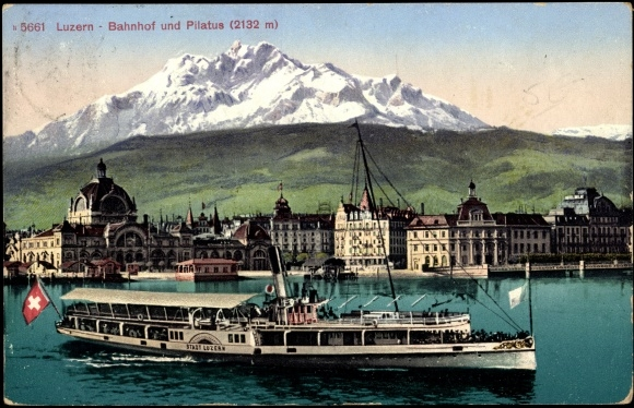 Belle Epoque von Luzern