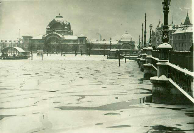 Winterbahnhof