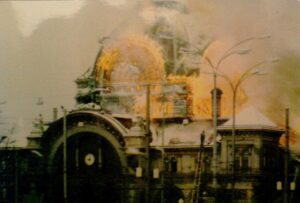 Read more about the article Der Brand von 1971